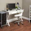 six drawer organizer in home office