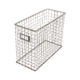 wire file basket empty