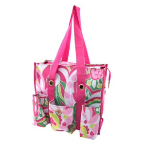 macbeth collection shoulder tote with straps